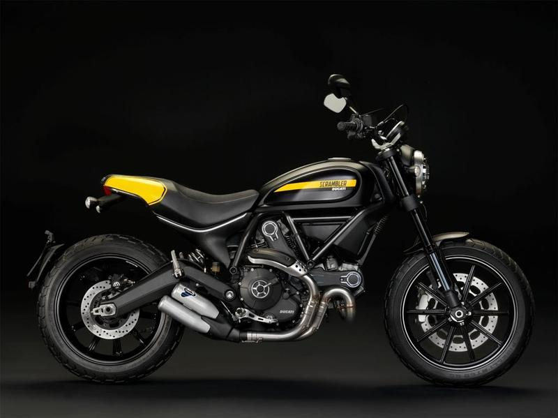 Ducati Ducati Scrambler Full Throttle