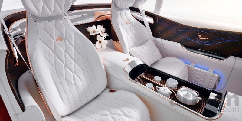Vision Mercedes‑Maybach Ultimate Luxury