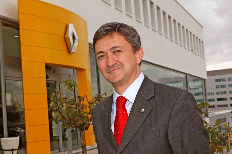 Carlos de la Torre, nuevo director de Renault Credit International en España