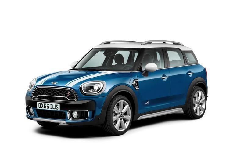 MINI Countryman One Countryman Aut.