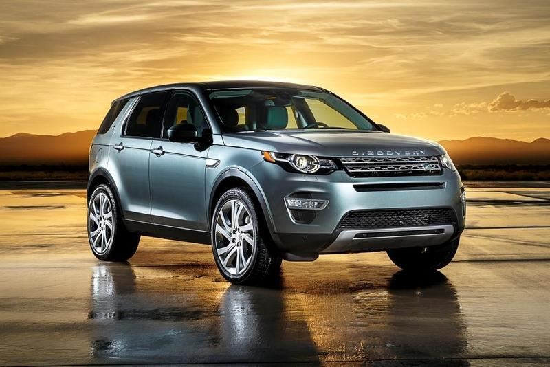 Nuevo Land Rover Discovery Sport 2015