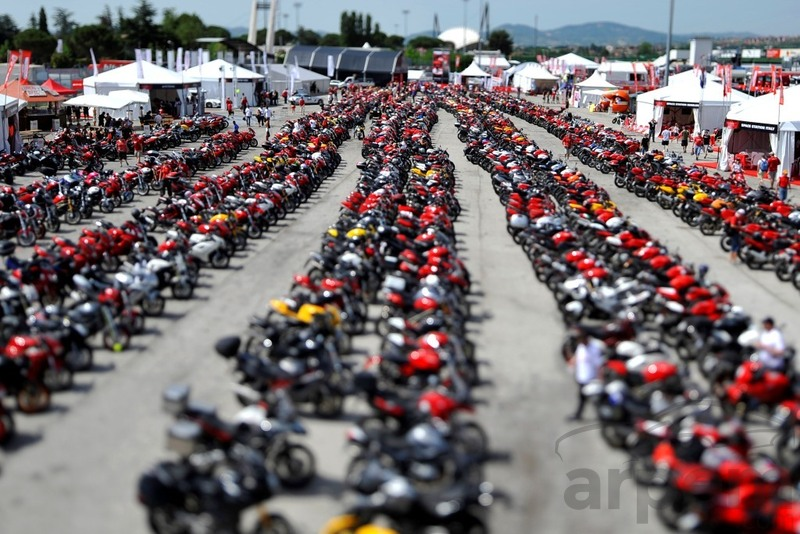 Programa completo de la World Ducati Week 2016