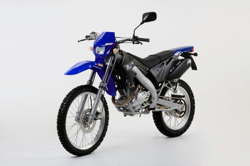 MH Motorcycles MH Duna 125 Hard Road