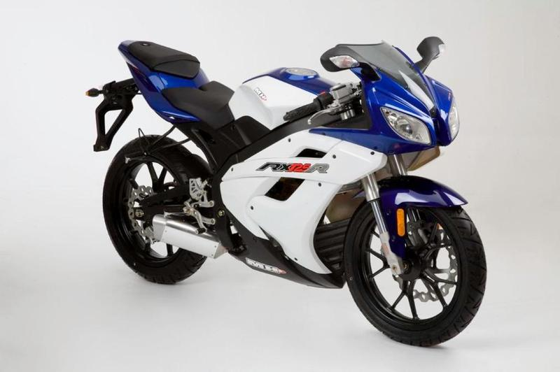 MH Motorcycles MH RX 125R