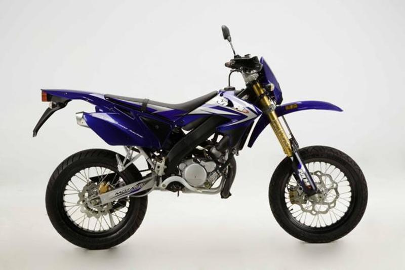 MH Motorcycles MH RYZ 50 Pro Racing Supermotard