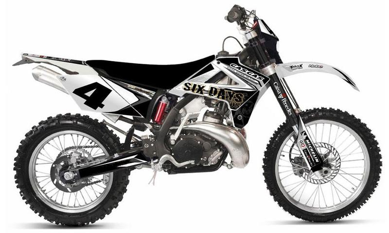 Gas Gas Gas Gas EC 250 Six Days