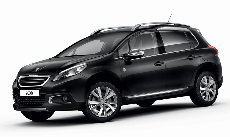 peugeot 2008 crossway 2015 noticia coche. Black Bedroom Furniture Sets. Home Design Ideas