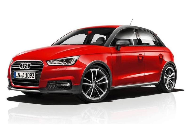 Audi A1 Active Kit: convierte tu A1 en un mini crossover