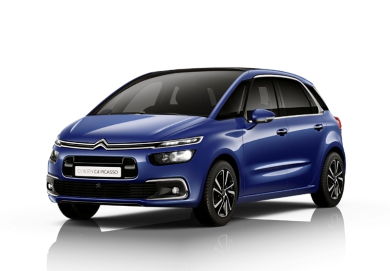 Citroën  C4 Picasso BlueHDi 120 S&S EAT6 Feel