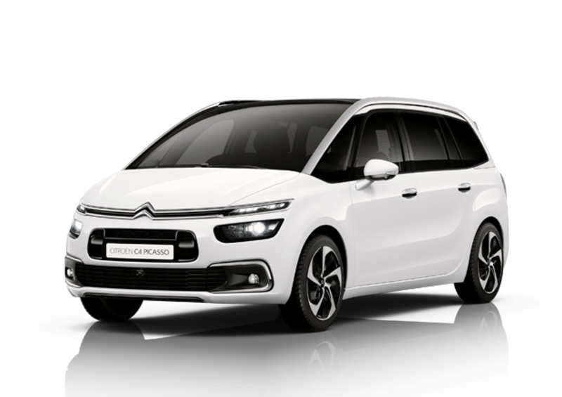 Citroën  Grand C4 Picasso BlueHDi 120 S&S EAT6 Feel