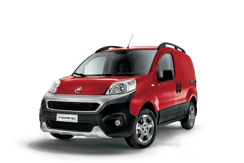 Furgoneta  Fiat Fiorino Cargo Base 1.4 Natural Power 70 CV