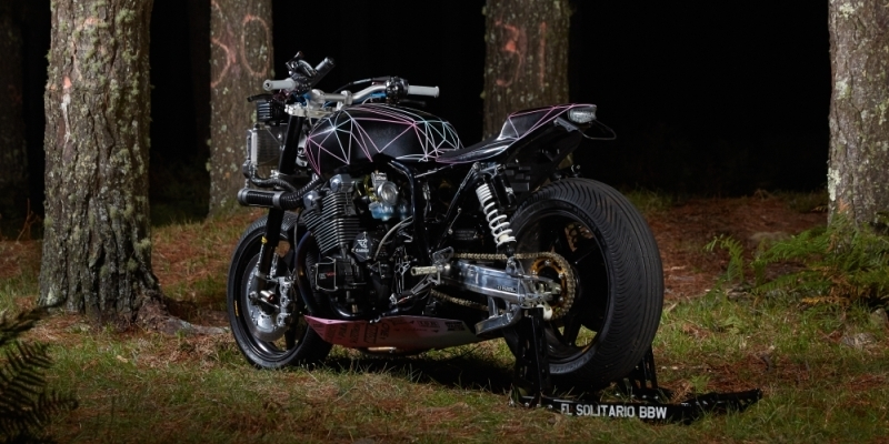 Yamaha XFR1300 Big Bad Wolf by El Solitario