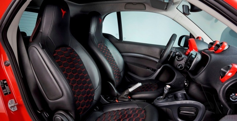 smart fortwo ushuaia limited edition 2016. Black Bedroom Furniture Sets. Home Design Ideas