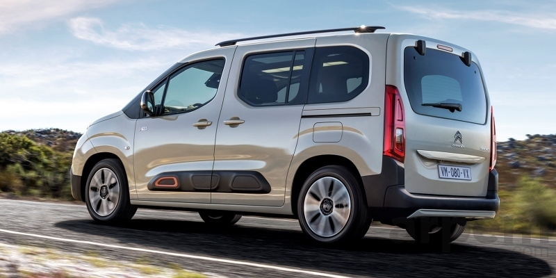 Citroën Berlingo Multispace 2019