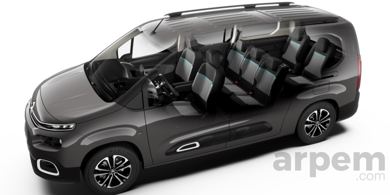 Citroën Berlingo Multispace XL 2019