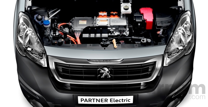 Peugeot Partner Electric