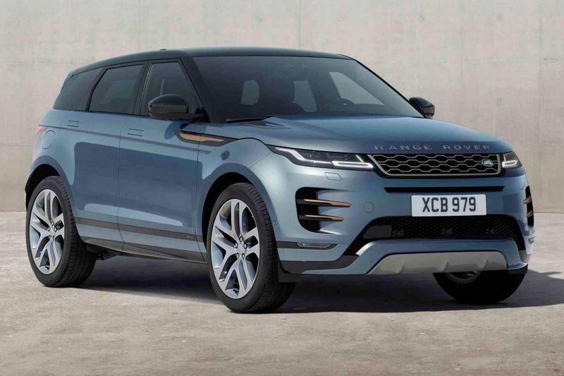 Land Rover  Range Rover Evoque D180 AWD Auto First Edition