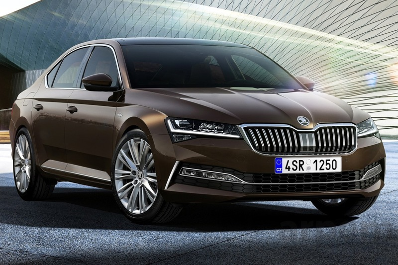 Škoda Superb 2019