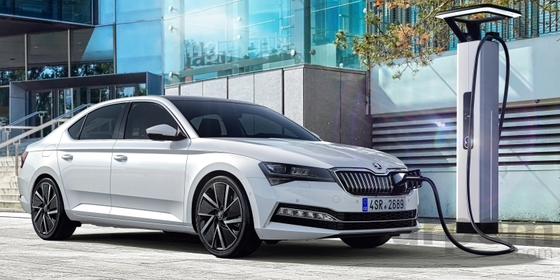 Škoda Superb iV 2019