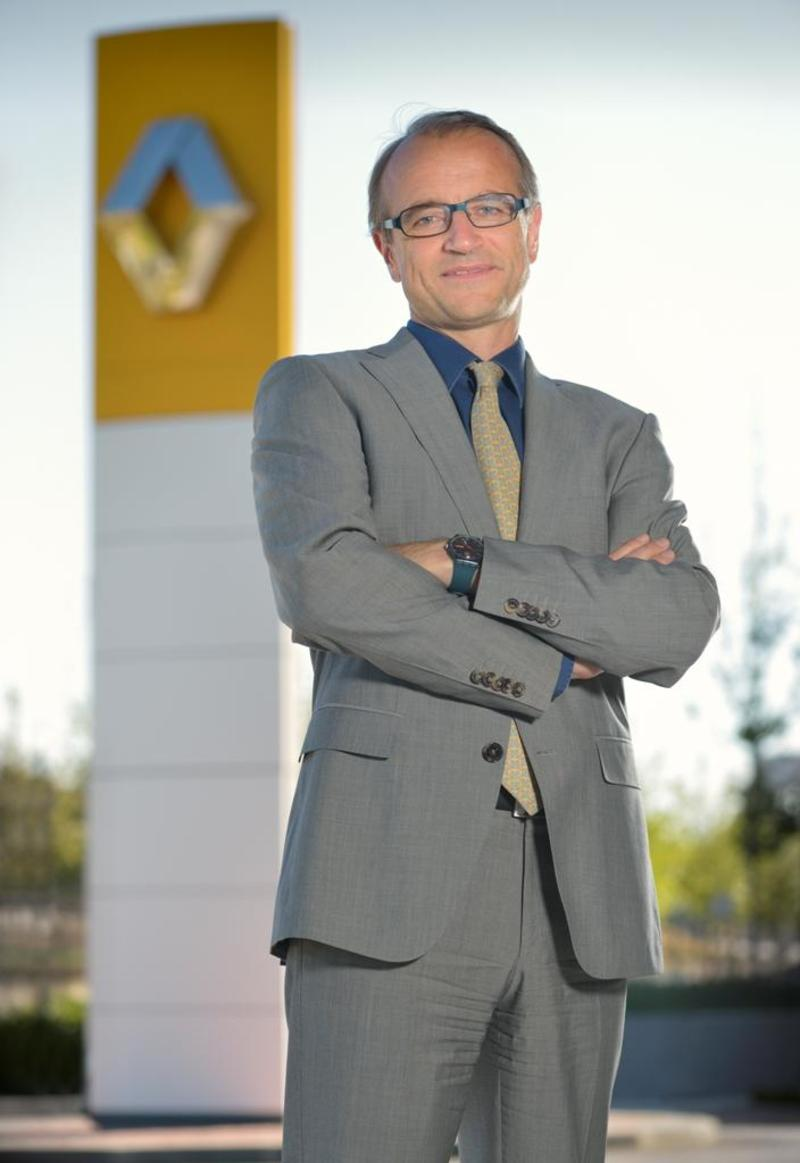Nuevo director de Marketing de Renault Iberia