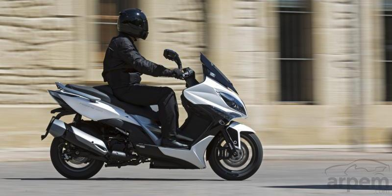 KYMCO Xciting 400