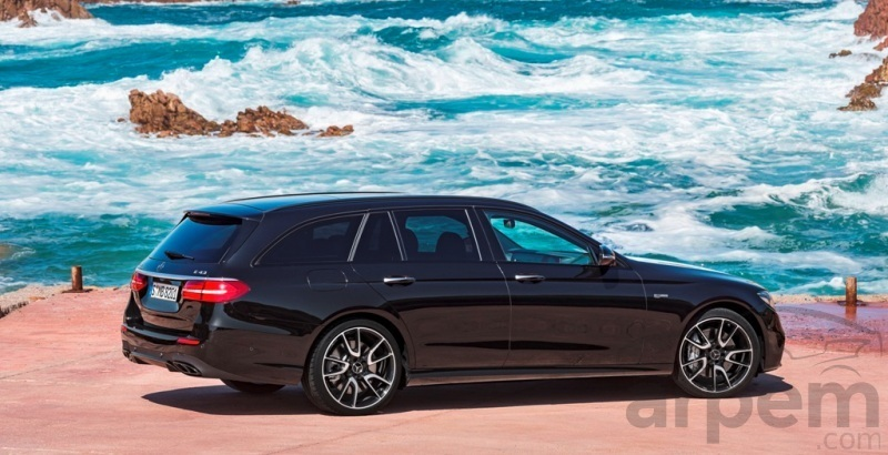 Mercedes-AMG E 43 4MATIC Estate 2016