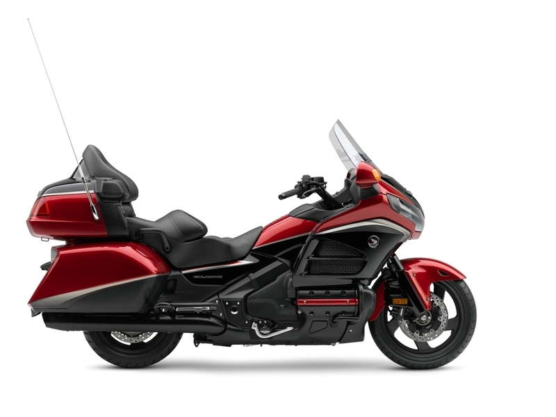 Honda Gold Wing 40th Anniversary