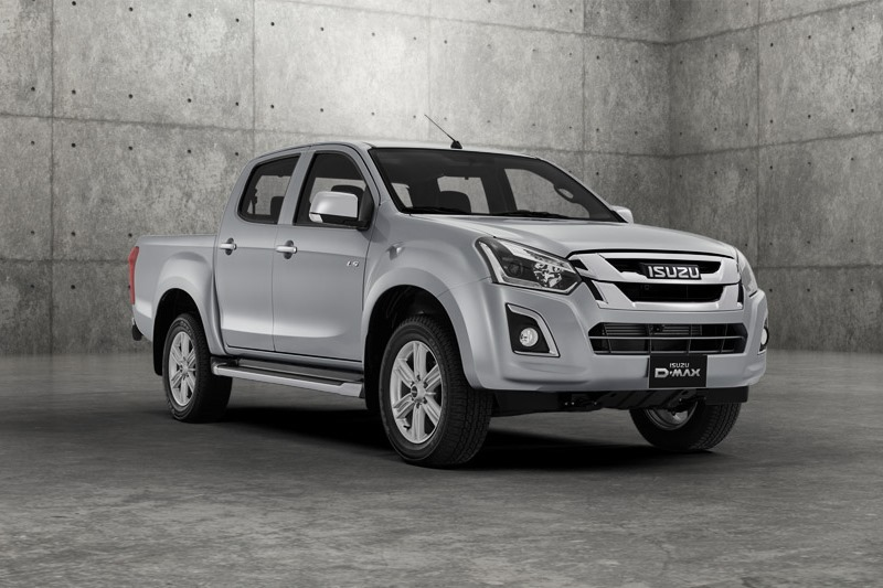 Isuzu  D-MAX Single Satellite 4x2 1.9