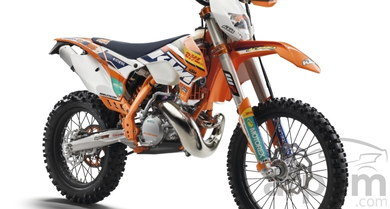 KTM EXC Factory Edition