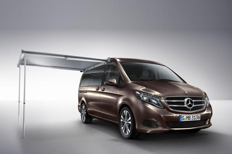Mercedes-Benz  Marco Polo Horizon 250 d 7G-TRONIC PLUS