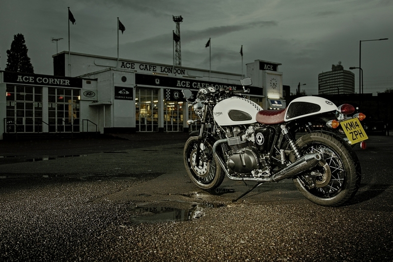Triumph y Barbour International en Mulafest 2015