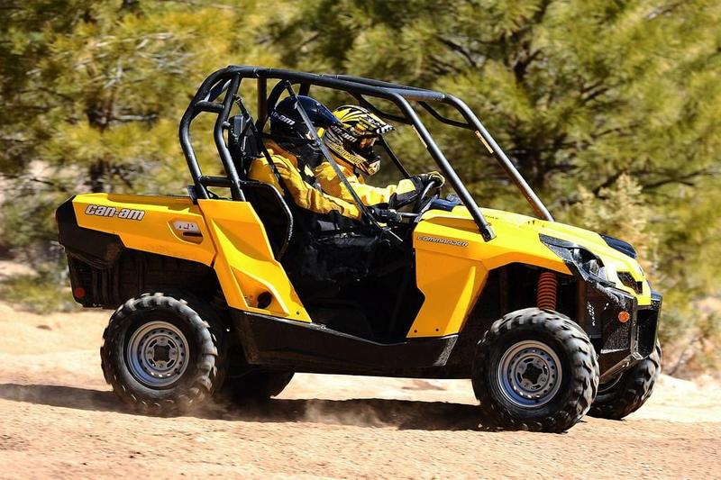Can-Am Can-Am Commander 1000