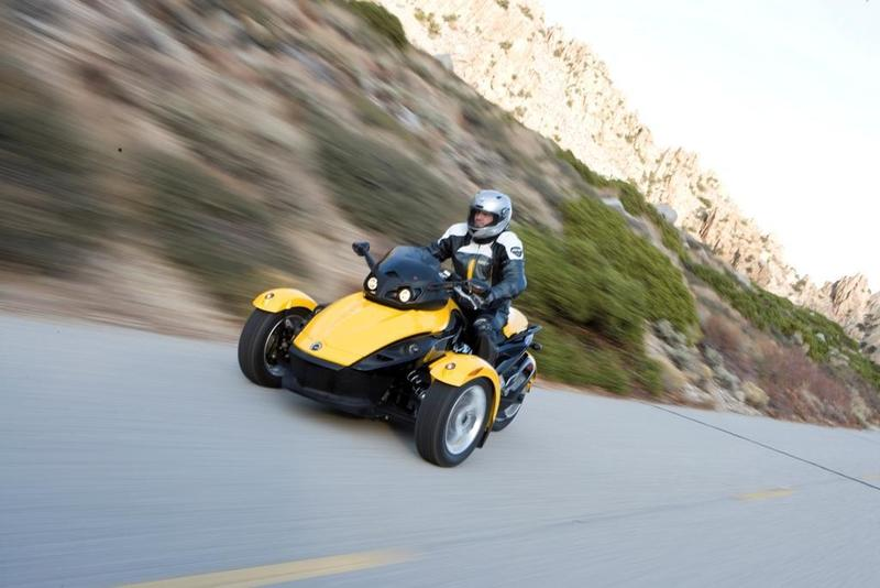 Can-am Can-am Spyder  						Roadster