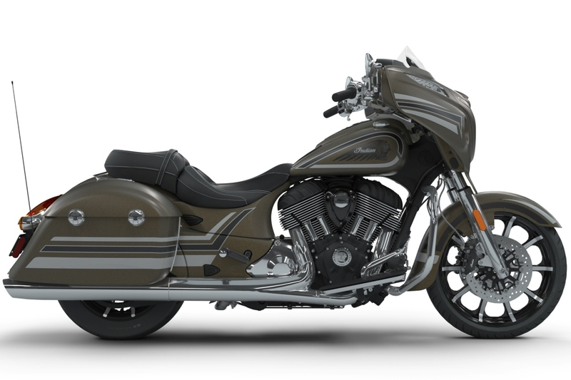 Indian Indian Chieftain Limited