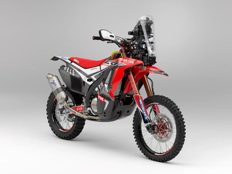 Honda Honda CRF450 Rally