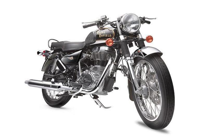 Royal Enfield Royal Enfield Bullet 500 Deluxe 2013