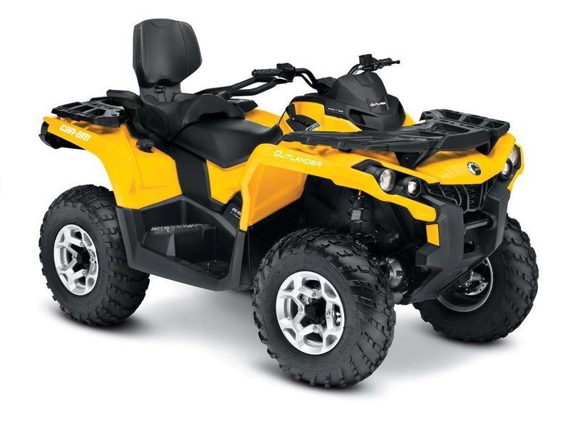 Can-Am Can-Am Outlander MAX 650 DPS