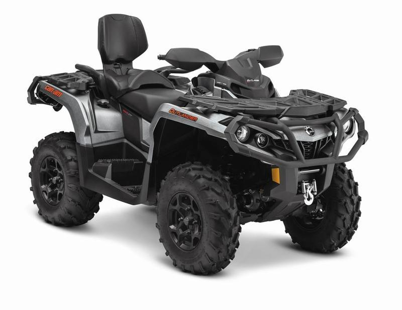 Can-Am Can-Am Outlander MAX 650 XT-P