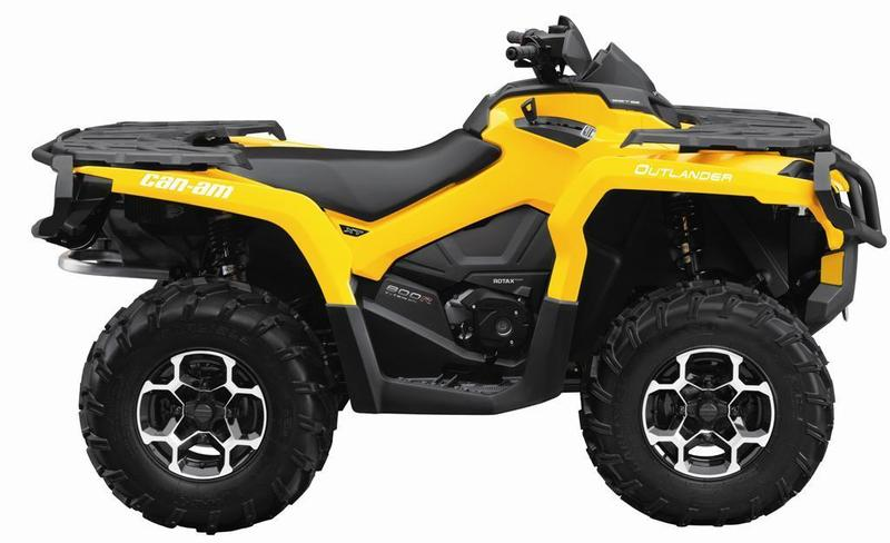 Can-Am Can-Am Outlander 800R XT