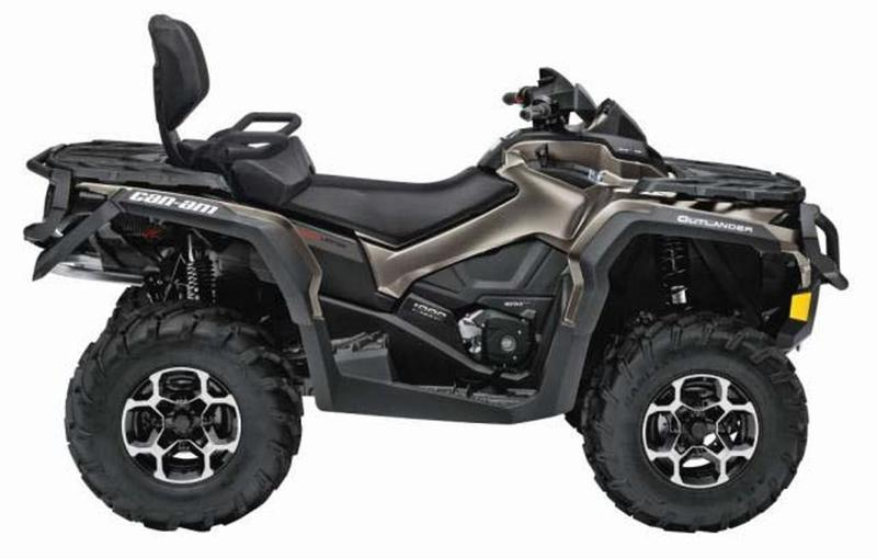 Can-Am Can-Am Outlander MAX 1000 LTD