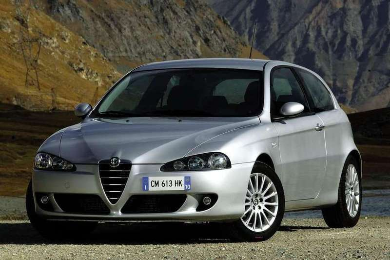datos y ficha t cnica alfa romeo 147 5p 1 9 jtd distinctive 150 cv 2005. Black Bedroom Furniture Sets. Home Design Ideas