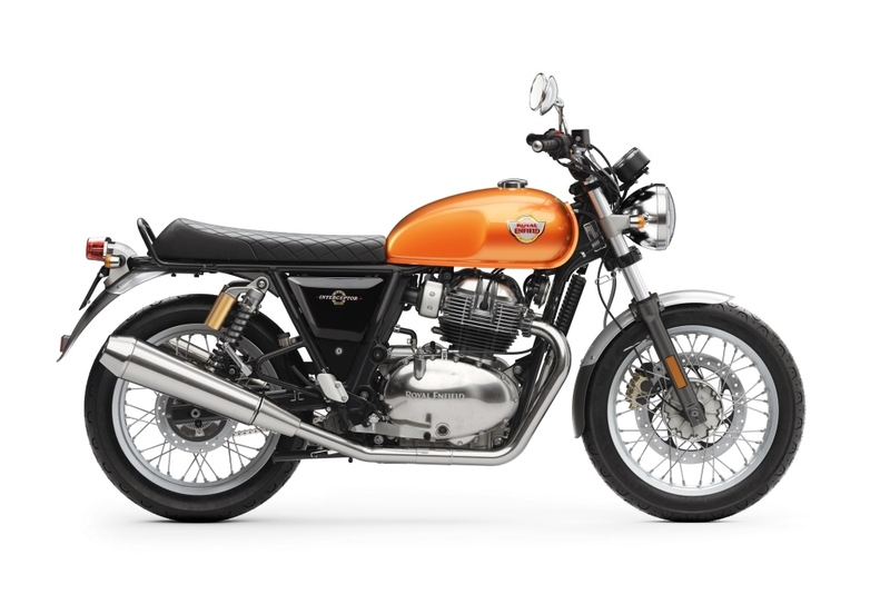 Royal Enfield Royal Enfield Interceptor INT 650