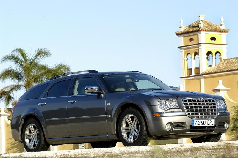 Chrysler  300C Tourer 3.0 V6 CRD Executive