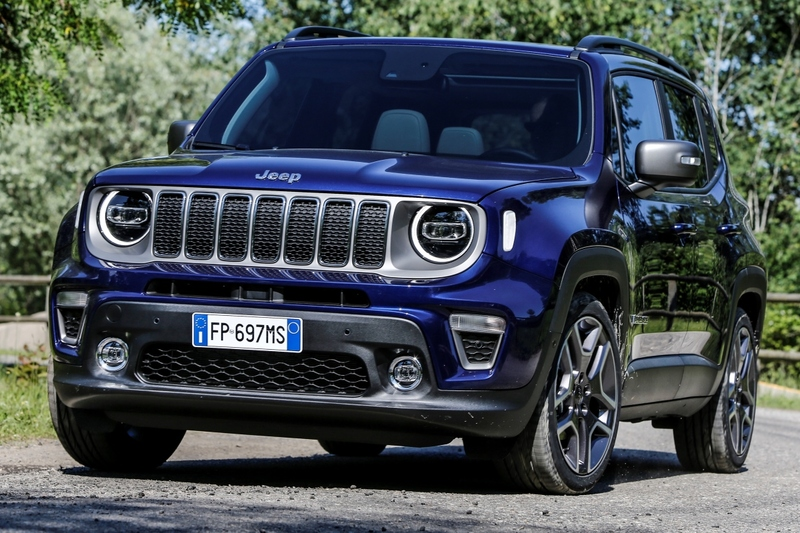 Jeep  Renegade Limited 2.0 Multijet 104 kW (140 CV) 4x4