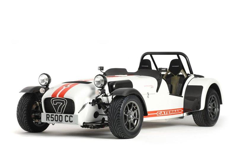 Caterham  7 Roadsport 2.0 175 CV