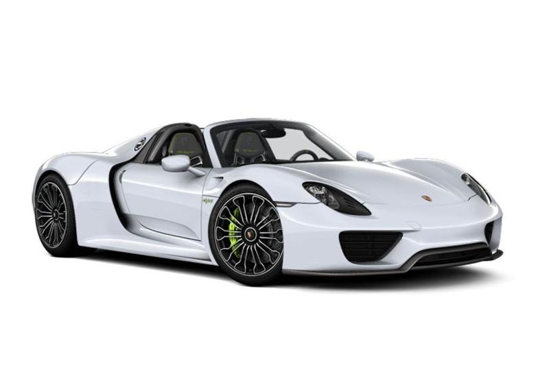 datos y ficha t cnica porsche 918 spyder 608 cv 2013. Black Bedroom Furniture Sets. Home Design Ideas