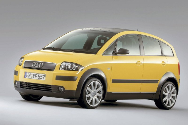 audi a2 and storms - photo #34
