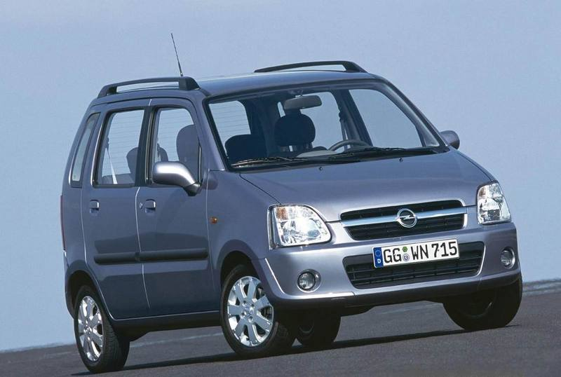 Opel  Agila Enjoy 1.3 CDTi