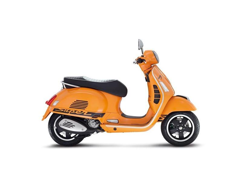 Vespa Vespa GTS SuperSport 300 ABS ASR