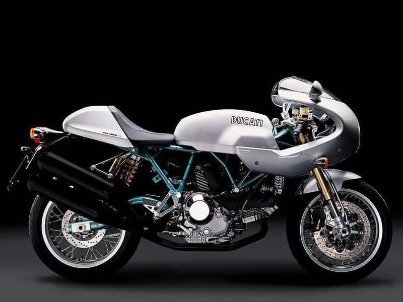 Ducati Ducati Paul Smart 1000 Limited Edition